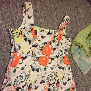 Maturity sun dress